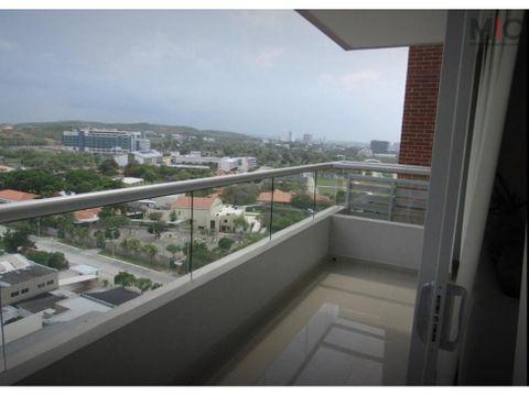 arriendo apartamento amoblado en portal de genoves puerto colombia