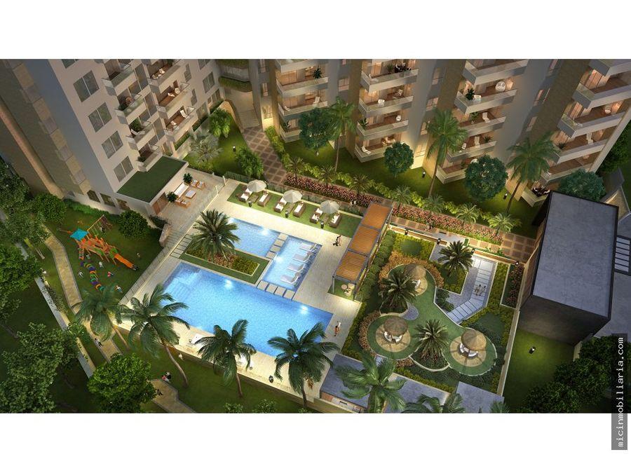 venta de apartamento en gardens view cerca al mar