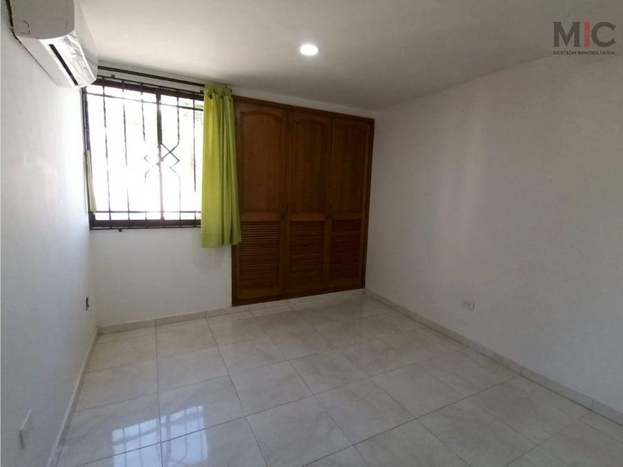 vendo apartamento en santa monica barranquilla
