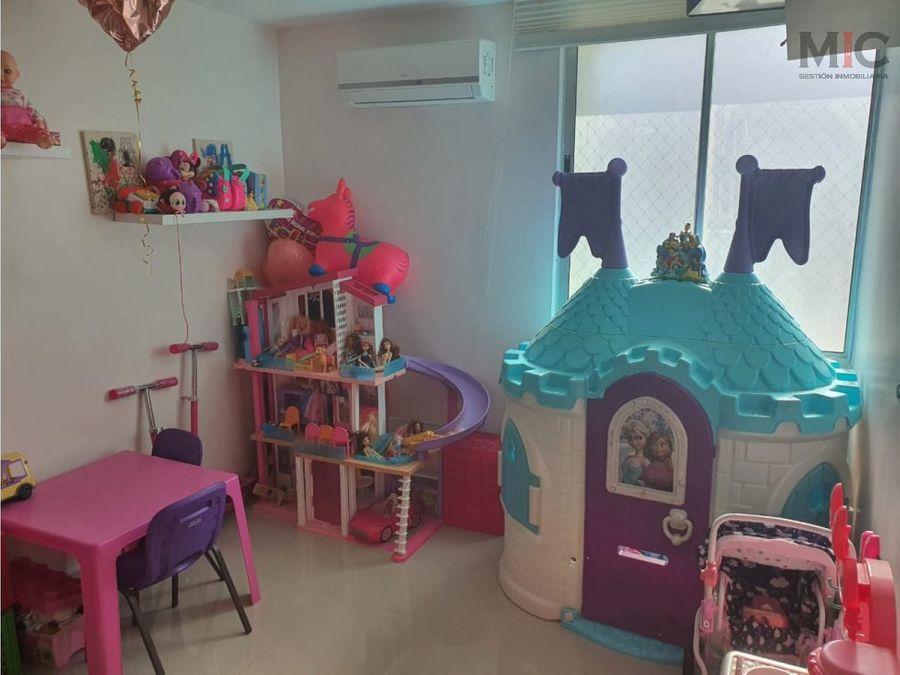 venta de apartamento en villa campestre barranquilla