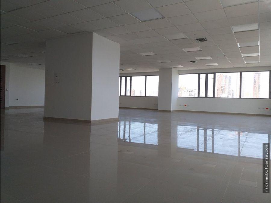 vendo oficina en villa country barranquilla