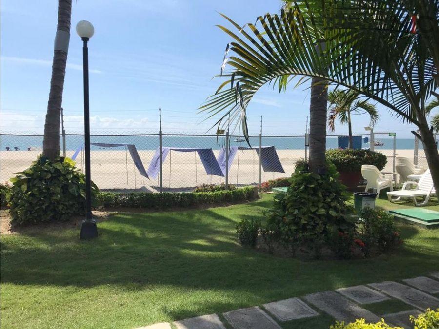 venta casa frente al mar via santa marta