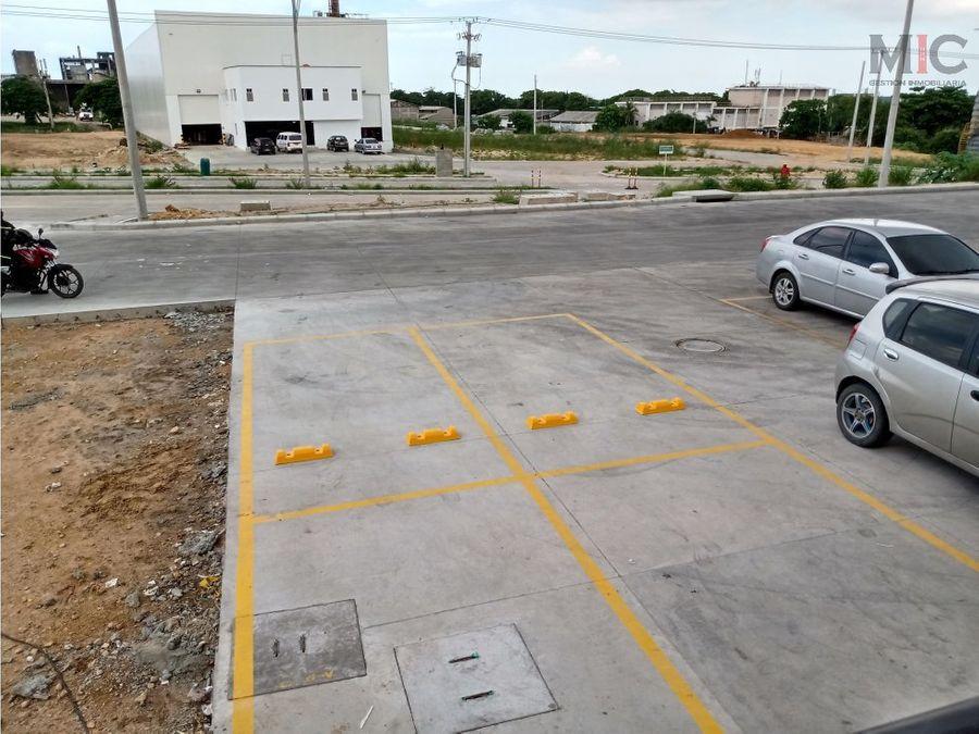 vendo bodega en parque logistico via 40 barranquilla colombia