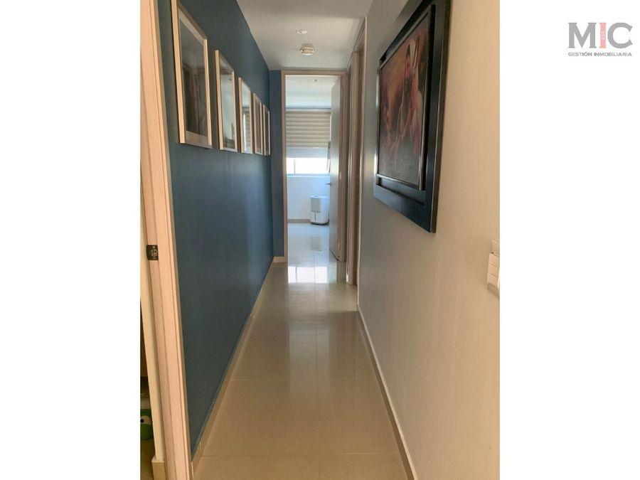 arriendo apartamento amoblado en portal de genoves barranquilla