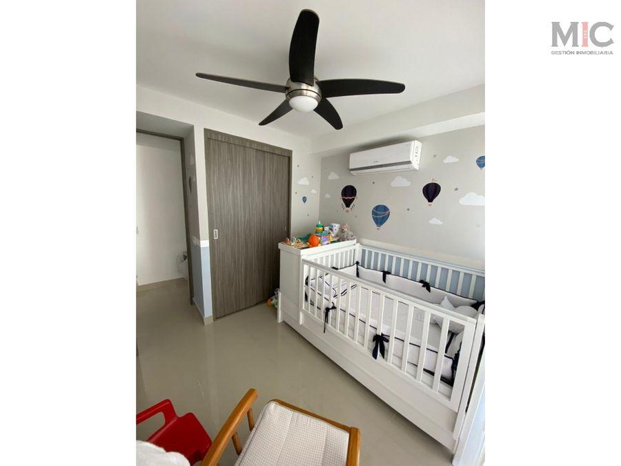 apartamento en venta en la castellana barranquilla