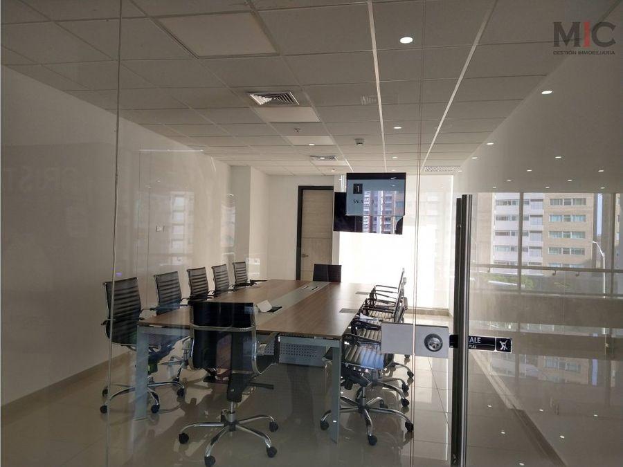 arriendo oficina en torres del atlantico barranquilla