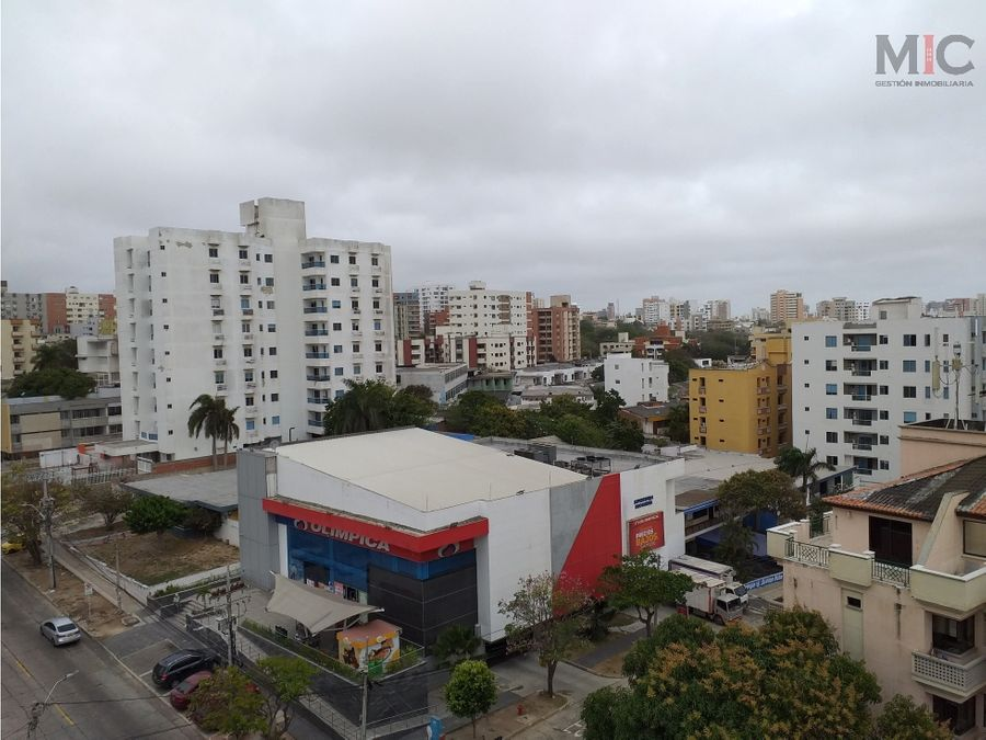 apartamento en venta en ciudad jardin barranquilla