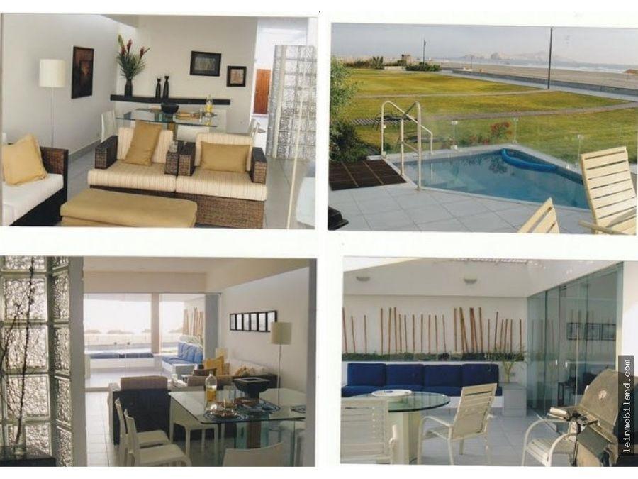 se vende casa de playa las arenas