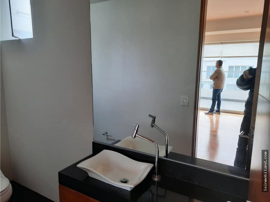 se vende exclusivo penthouse en san isidro