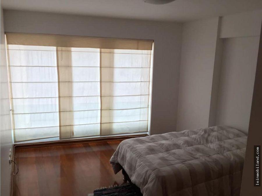 penthouse en alquiler en san isidro
