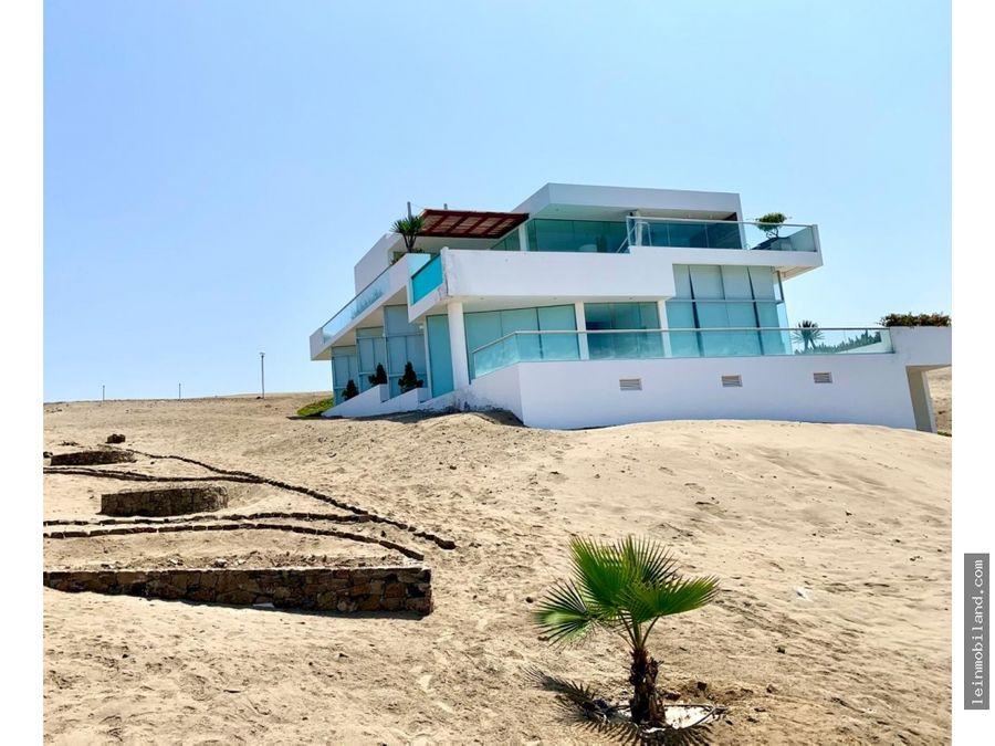 se vende casa de playa en los palillos asia
