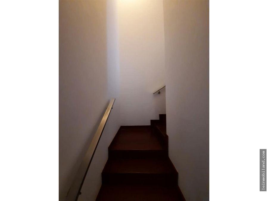 departamento duplex en venta en san isidro