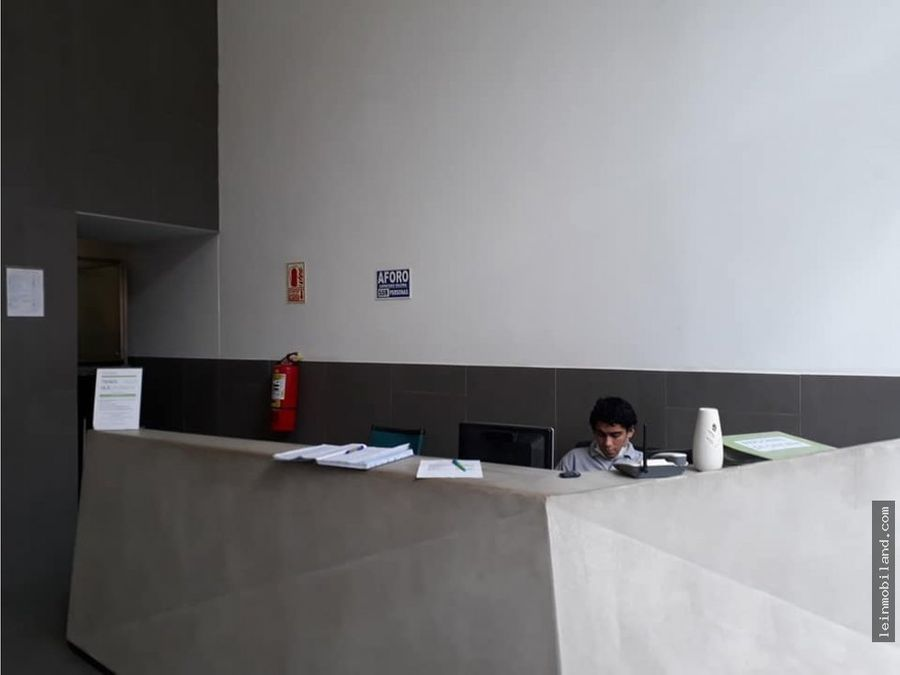oficina en alquiler en lince