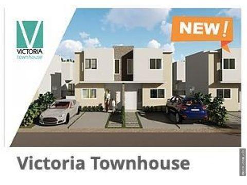 victoria townhouse casa 2 niveles bavaro