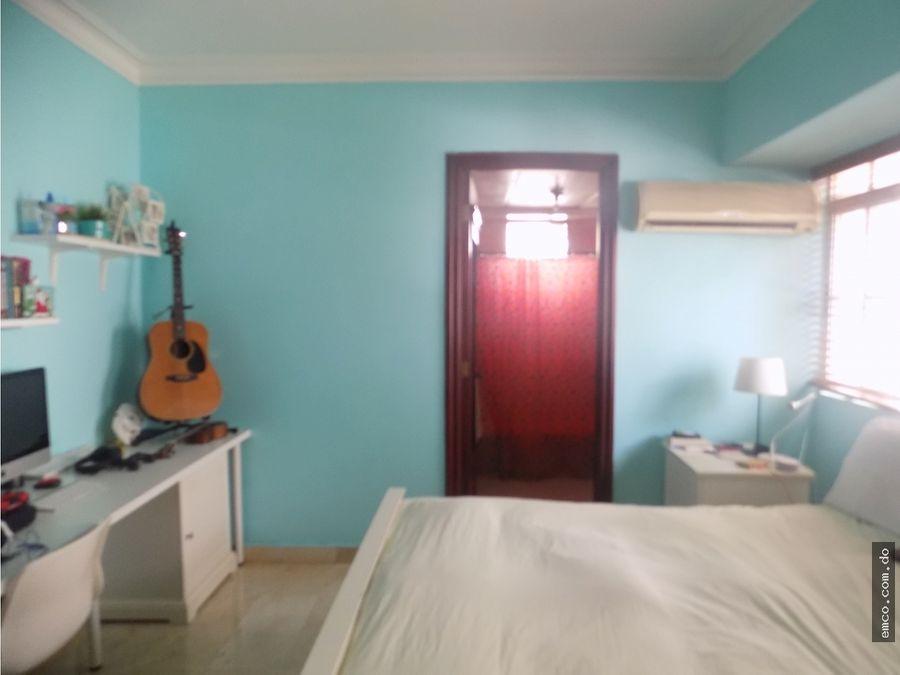 apartamento de 3 habitaciones ensanche paraiso