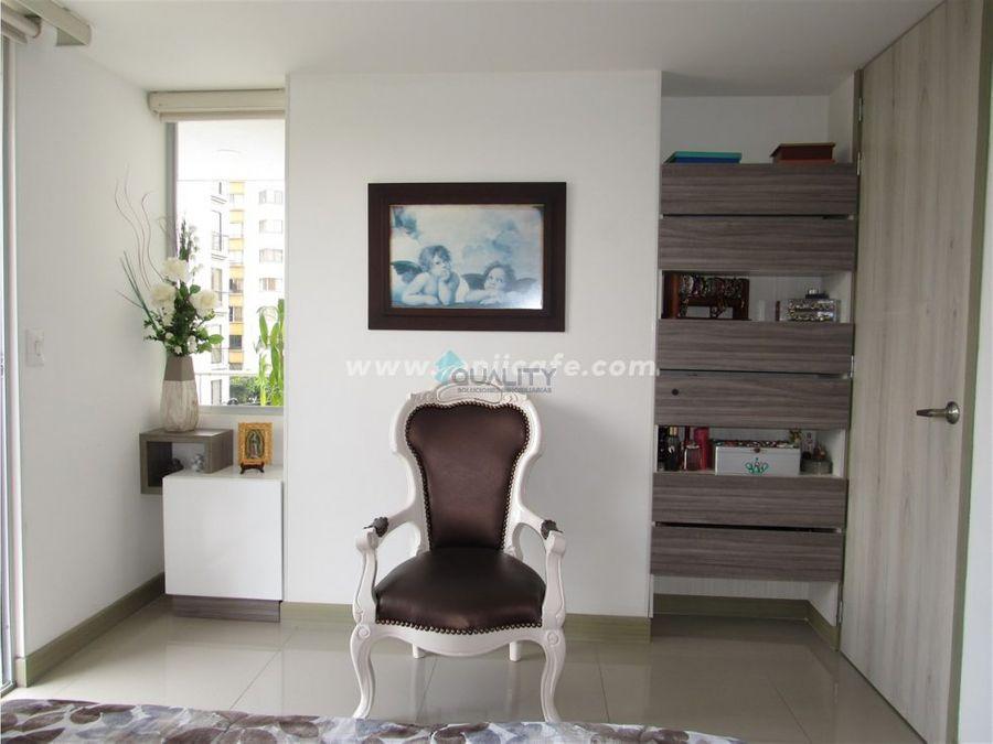 apartamento para venta en pinares pereira