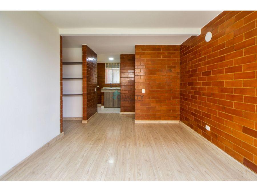 apartamento en venta en bosa chicala