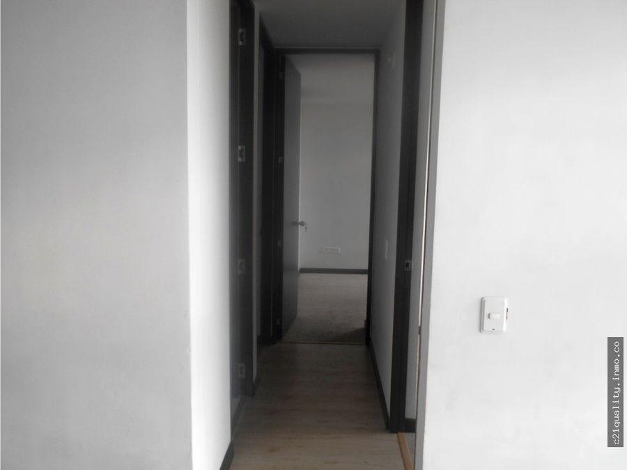 apartamento en arriendo en el tintalcampo alegre