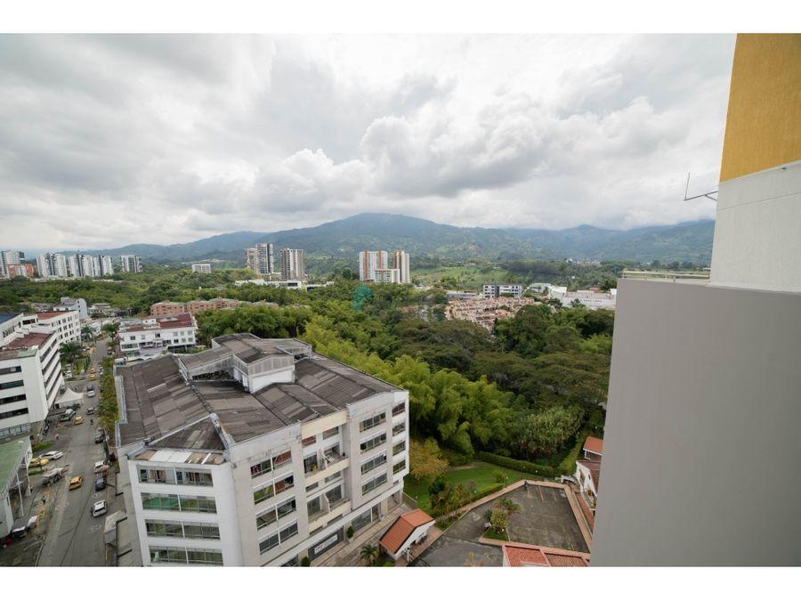 espectacular apartamento en venta vista a la cordillera