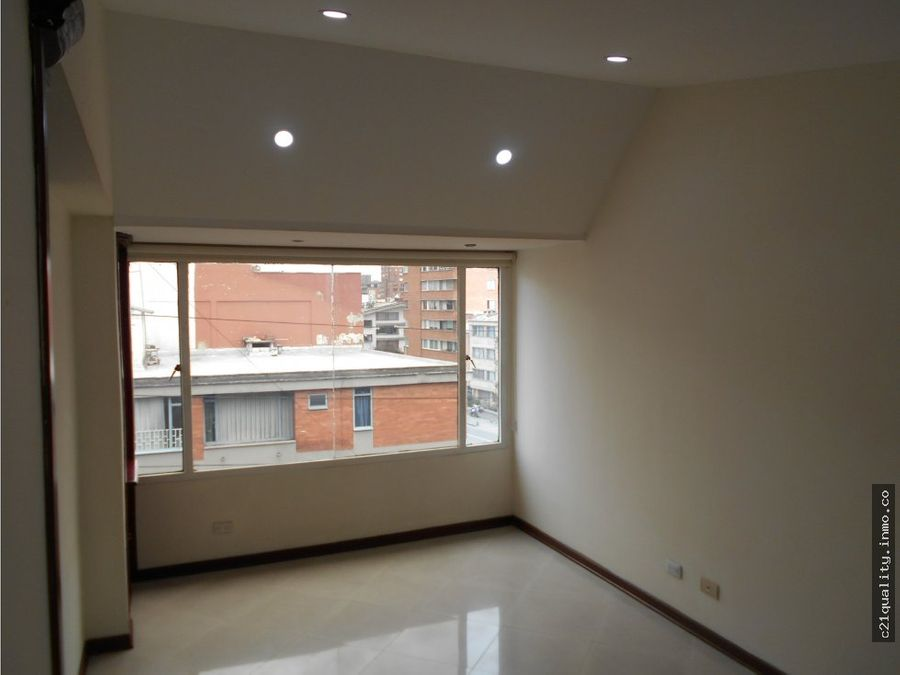 apartamento en venta en chapinero alto