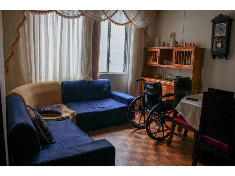acogedor apartamento en edificio avance