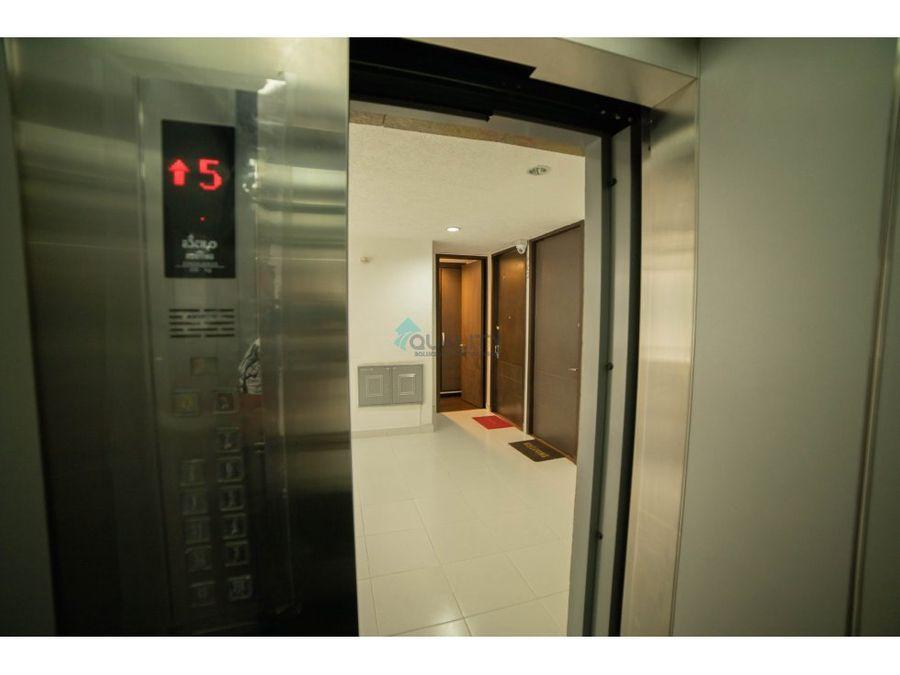 apartamento duplex sector laureles