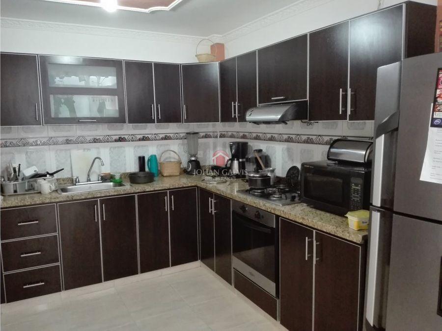 venta de casa en conjunto en el norte de armenia