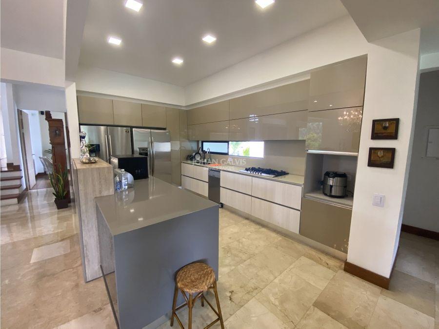 venta exclusiva casa campestre en armenia