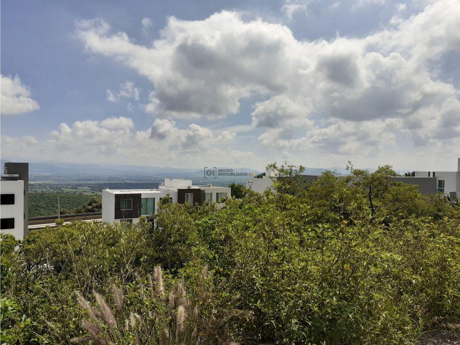 terreno en venta en pitahayas queretaro