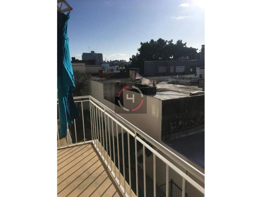 muy lindo apartamento en linda zona de rivera con balcon