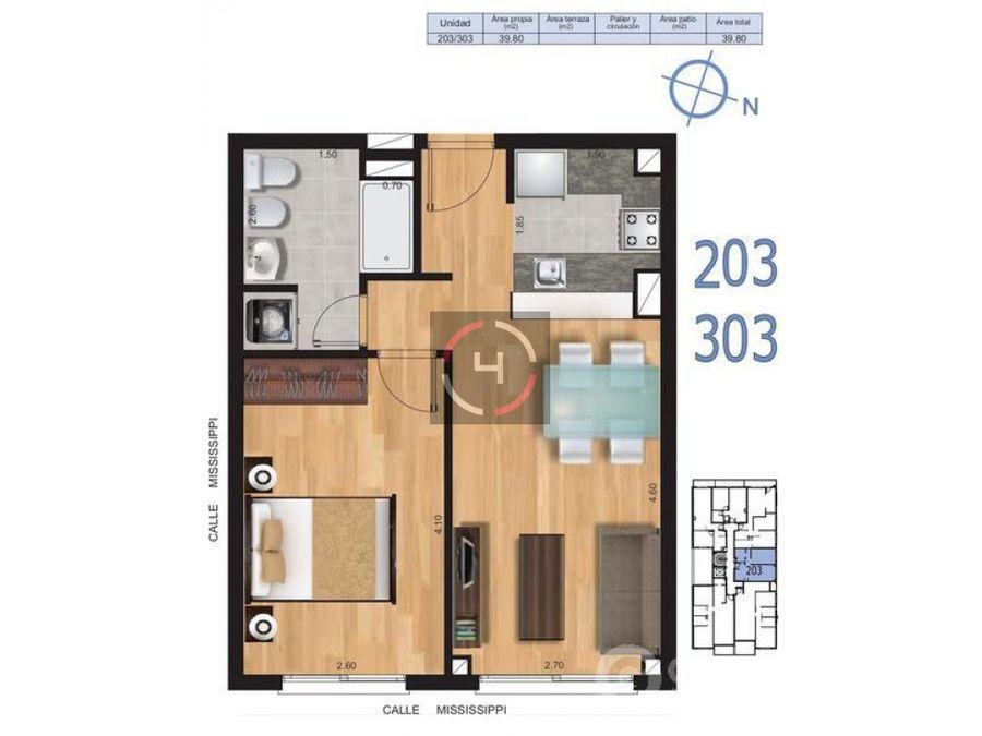 precioso apartamento en pleno malvin