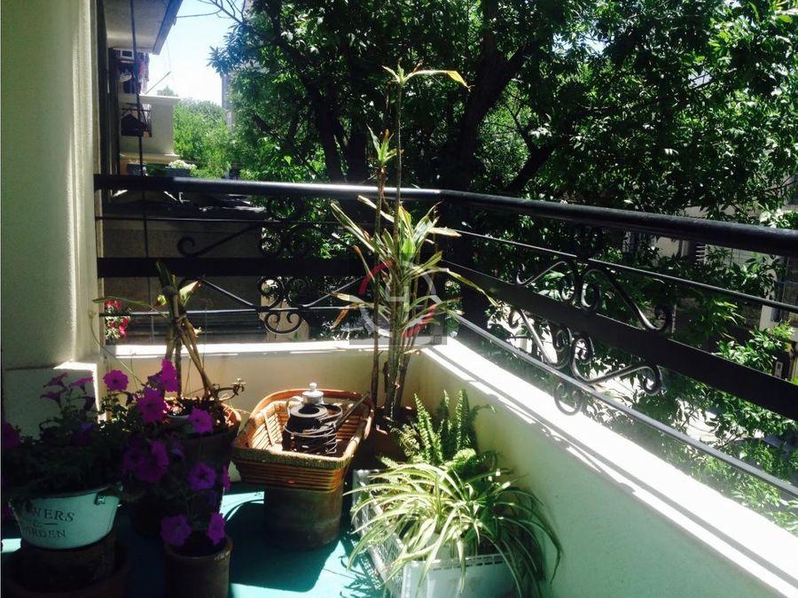 precioso apartamento de estilo balcon excelente