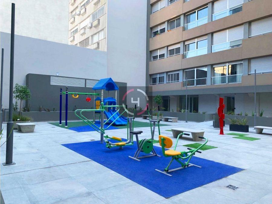 piso alto a estrenar terraza a jardin interno