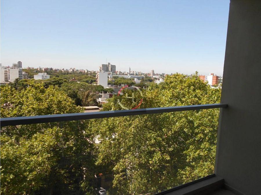a estrenar sobre rivera con balcon muy funcional
