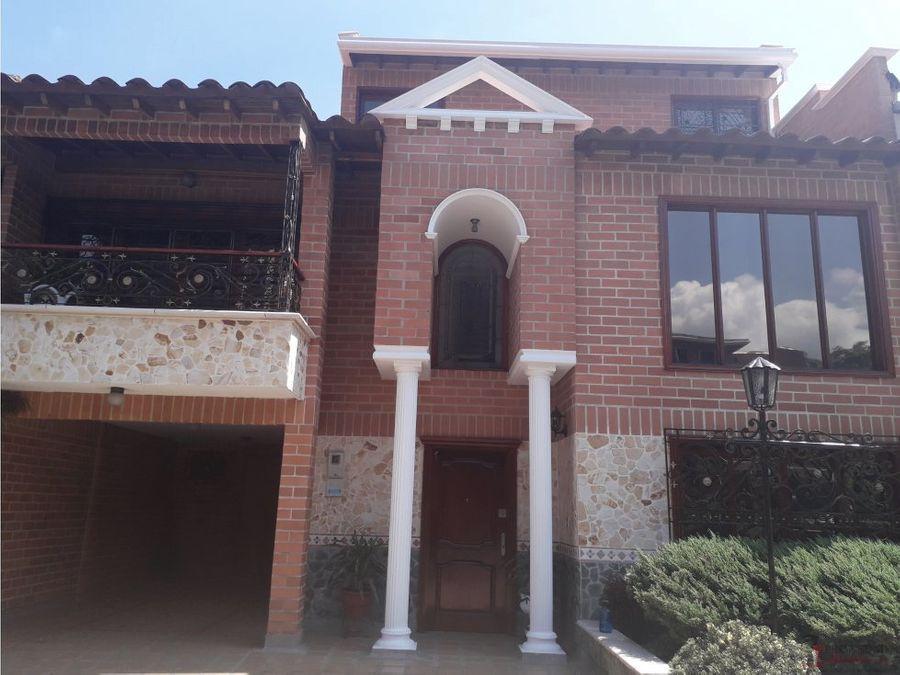 venta casa sabaneta antioquia