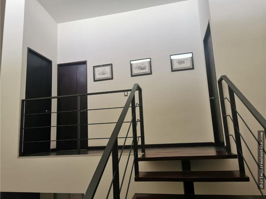 vendo casa en condominio san francisco de heredia