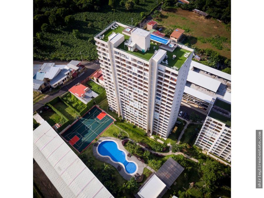 alquilo apartamento con linea blanca heredia torre bellavista
