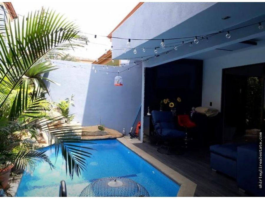 alquilo vendo hermosa casa con piscina