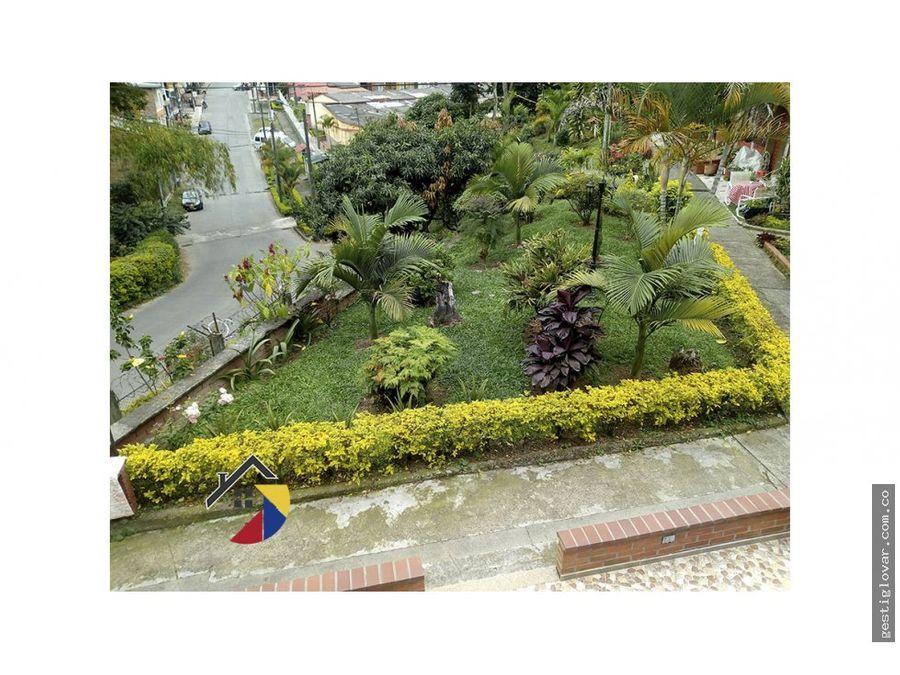 vendo casa jardin colonial dosquebradas