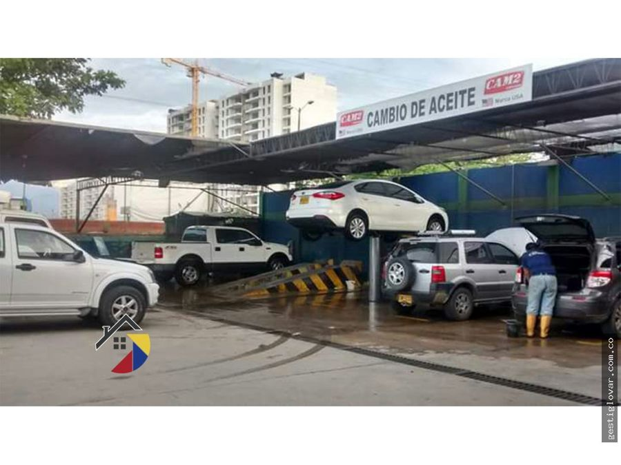 se vende autolavado car center spa neiva