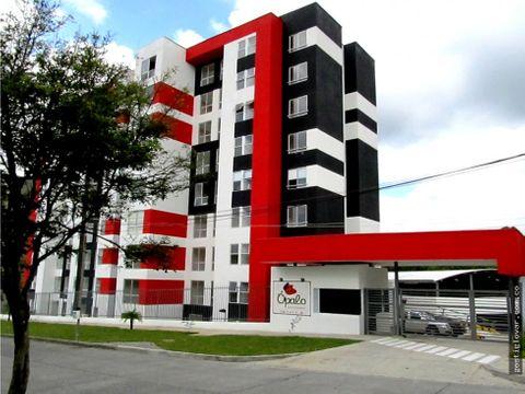 se vende apartamento en el conjunto opalo armenia