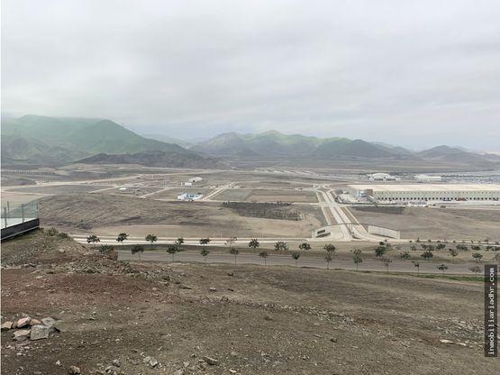 venta de terrenos industriales en lurin lima