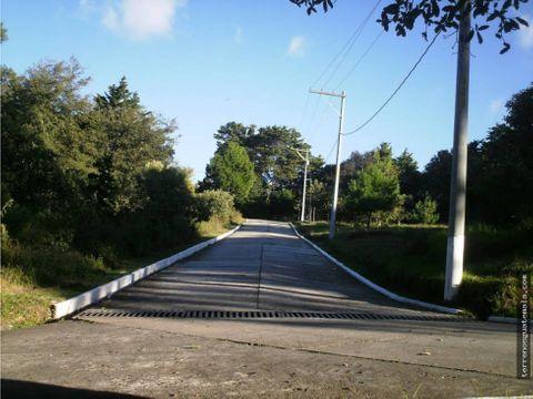vendo terreno carretera a el salvador 13x32mts