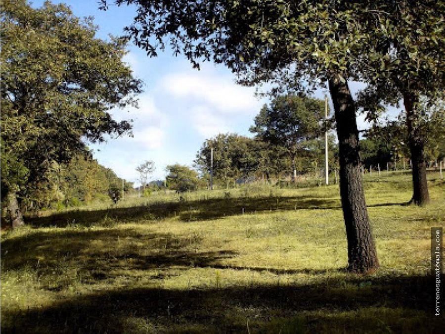 vendo bonito terreno en san juan sacathepequez
