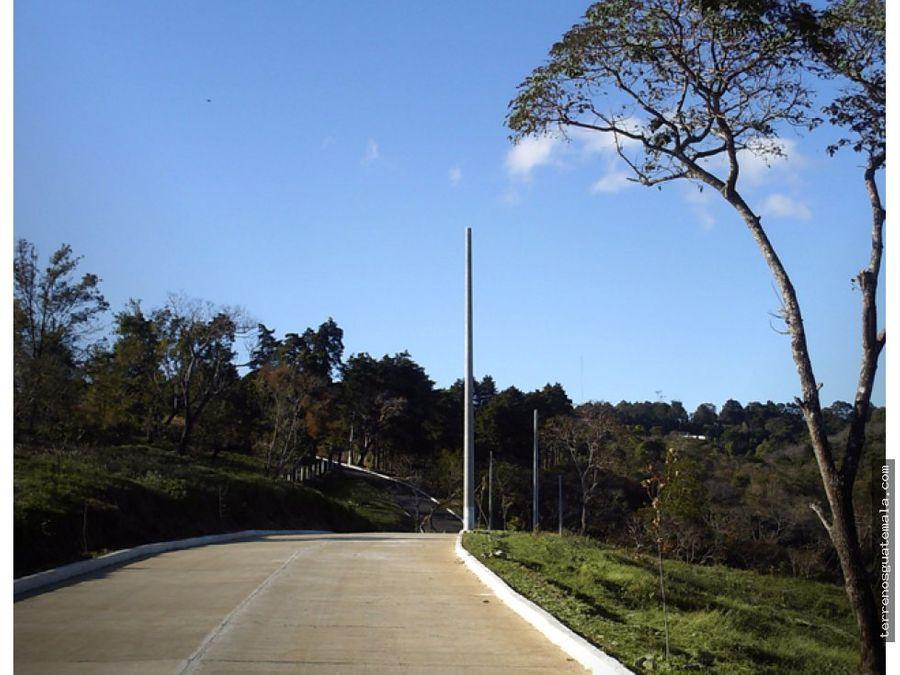 hermoso terreno en carretera a el salvador
