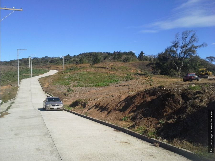 vendo terreno en carretera a salvador