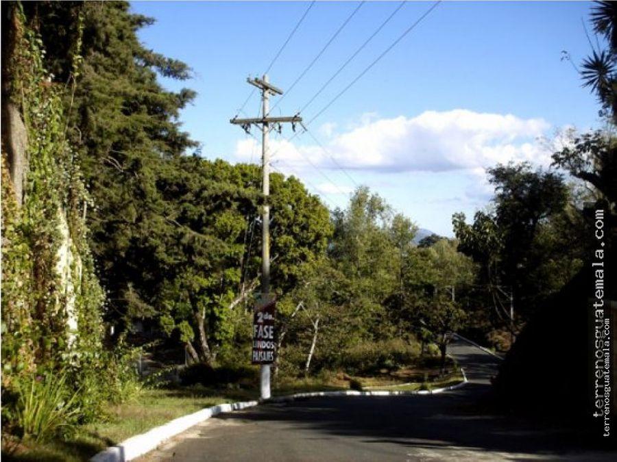 carretera al salvador terreno de 13x27mts