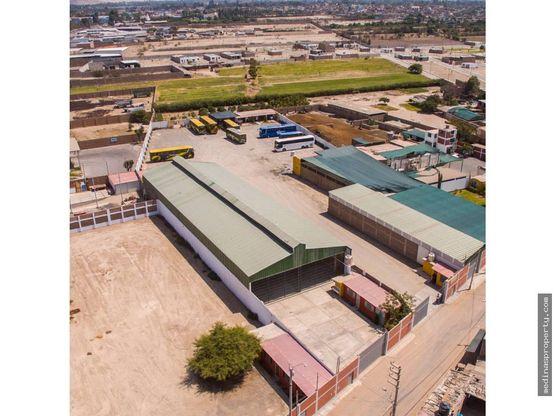 almacen industrial