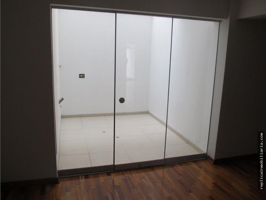 venta de departamento de un dormitorio de 83 m2 lince lima