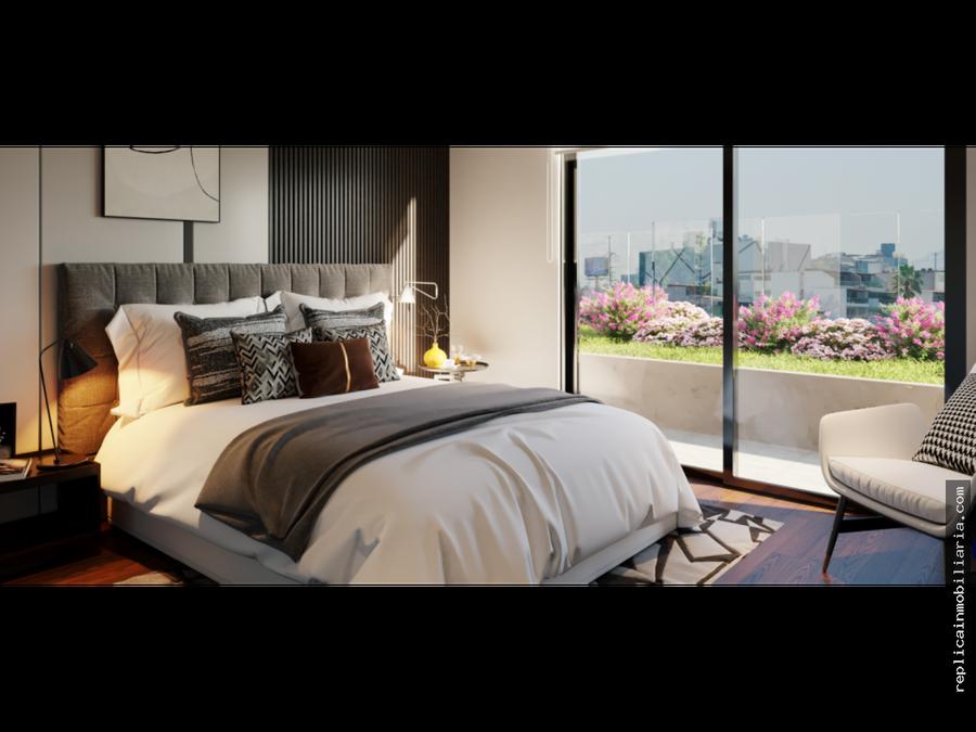 venta departamentos 3 dormitorios miraflores lima